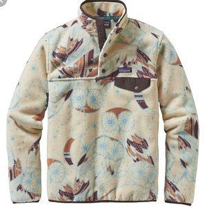 Patagonia Synchilla Snap Collar Pullover